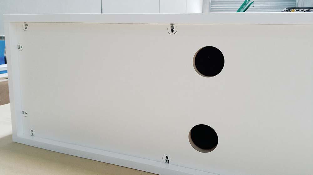 Floating TV Unit Back Panel