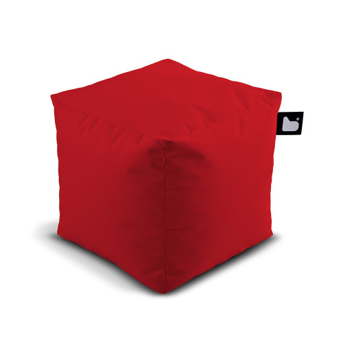 Mighty B Box Red Outdoor Footrest