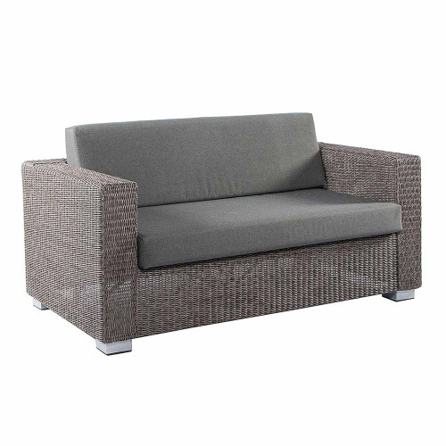 Alexander Rose Monte Carlo Rattan Sofa With Cushions