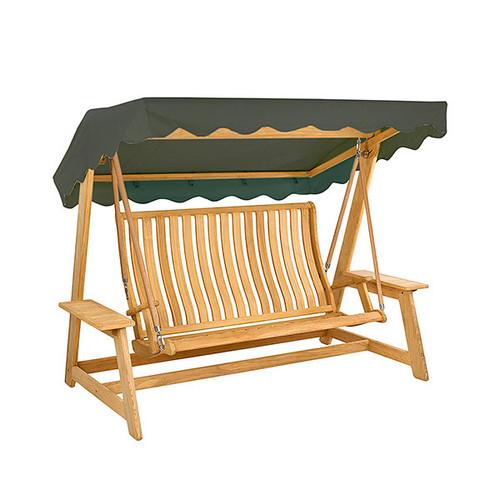 Alexander Rose Roble Garden Swing Seat (Green)