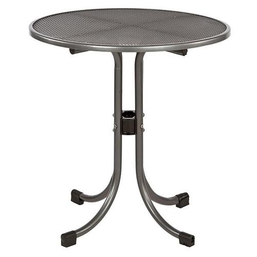 Alexander Rose Portofino Metal Round Bistro Table 0.7M