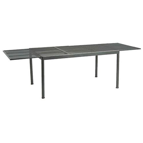 Alexander Rose Portofino Metal Extending Garden Table 1.5M / 2.7M x 1.0M