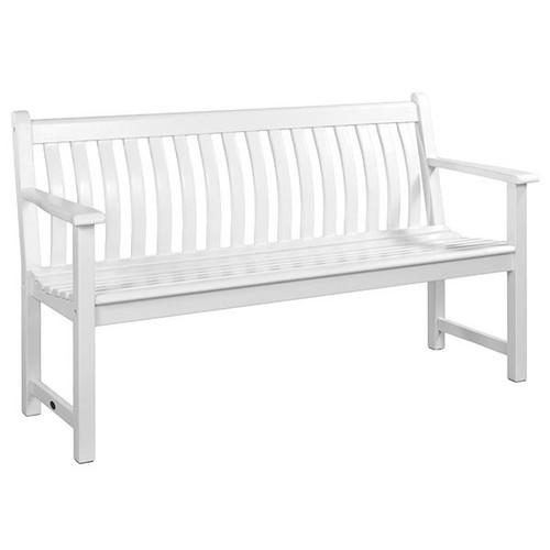 Alexander Rose New England Broadfield Garden Bench 5ft