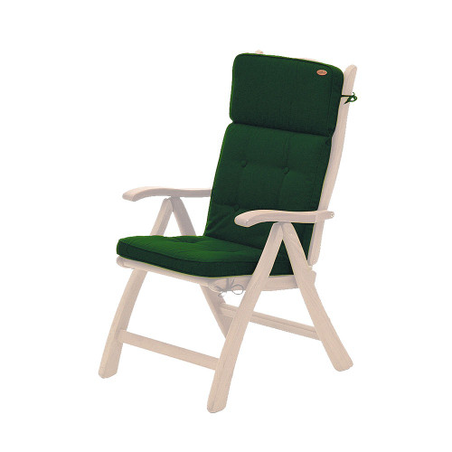 Alexander Rose Olefin Recliner Cushion, Green