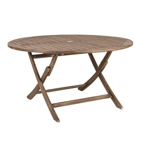 Alexander Rose Sherwood Folding Garden Table 1.4m