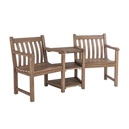 Alexander Rose Sherwood Companion Garden Furniture Set