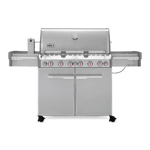 Weber® Summit® S670, Stainless Steel