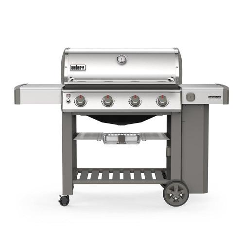Weber® Genesis® II S-410 GBS®, Stainless Steel