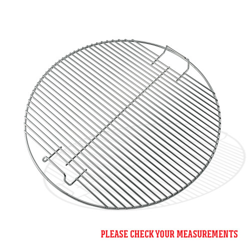 Weber® 47cm Chrome Plated Cooking Grate