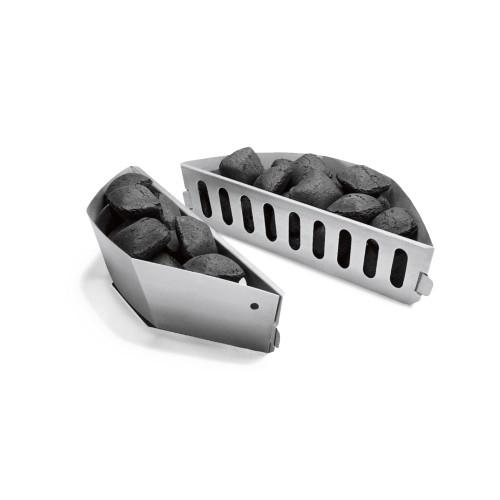 Weber® Charcoal Briquette Holders