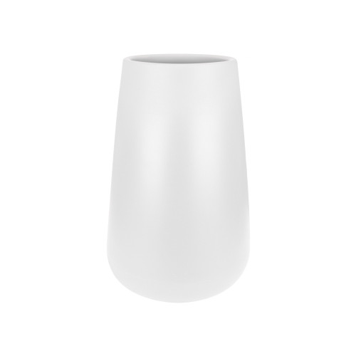 Elho Pure Cone High 45, White