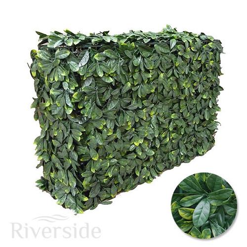 WonderWal Artificial Topiary - Laurel Hedge 100x25x75cm
