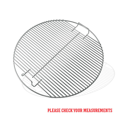 Weber® 57cm Chrome Plated Cooking Grate