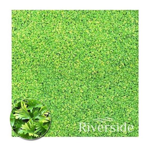 WonderWal Artificial Hedge Screening - Herb Carpet 100x100cm