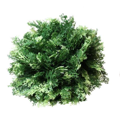 Artificial Topiary Large Summer Snow Leaf Ball, 38cm