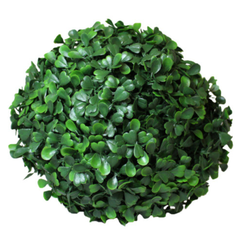 Artificial Topiary Extra Large Leaf Ball, 48cm