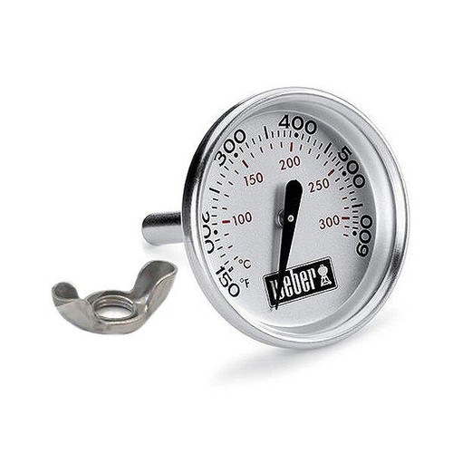 Weber® Spare Spirit Gas BBQ & Charcoal Thermometer