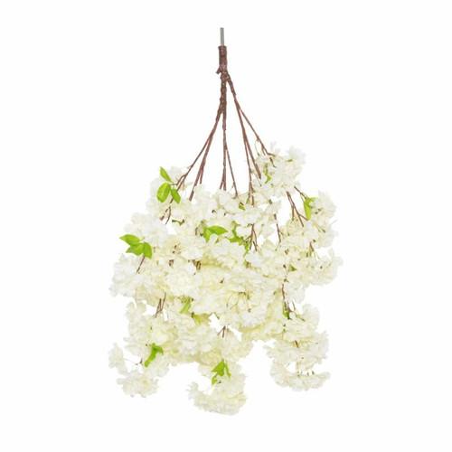 Spare Branch for Canopy Tree, Cream Cherry Blossom