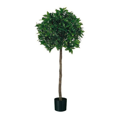 Artificial Sweet Bay Ball Tree 135cm (4ft), Green