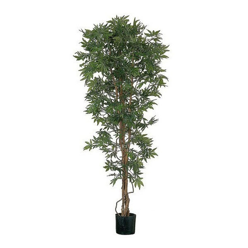 Artificial Japanese Maple Tree 152cm (5ft), Green