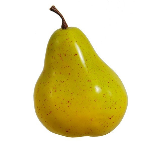 Artificial Fruit, Yellow Pear