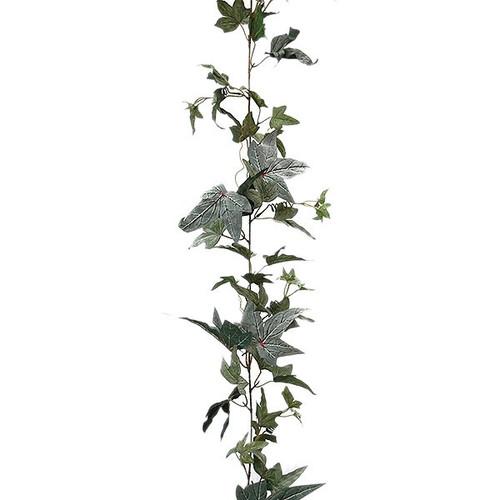 Artificial Garland - Grape Leaf 180cm, Green
