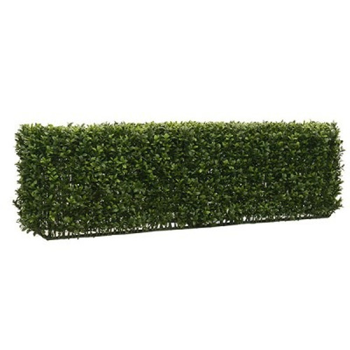Artificial Topiary - Boxwood Hedge 23x100cm