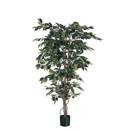 4 foot Artificial Ficus (140cm) Green