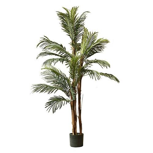 Artificial Kenya Palm Tree 152cm (5ft), Green
