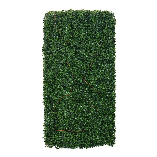 Artificial Topiary - Boxwood Hedge End 51x91cm