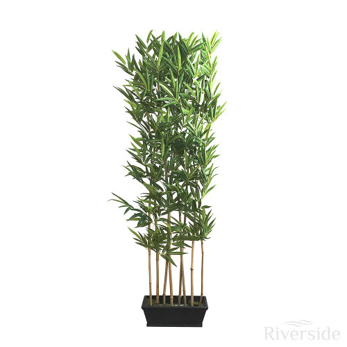 Artificial Bamboo Hedge, 182cm (6ft)