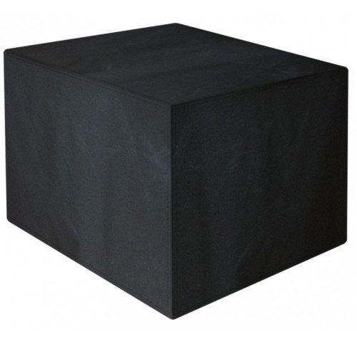 Garland Large Armchair Cover, Black