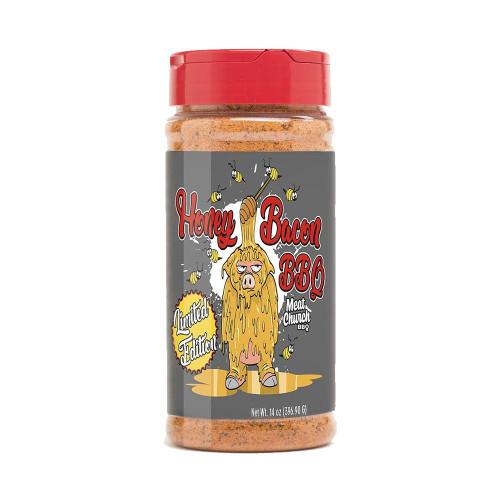 Meat Church 'Honey Bacon BBQ' Rub - 397g (14oz)