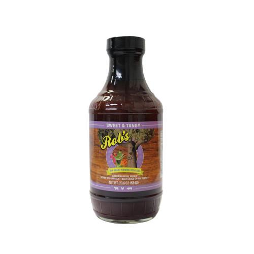Rob's Smokin' Rubs Sweet & Tangy Sauce