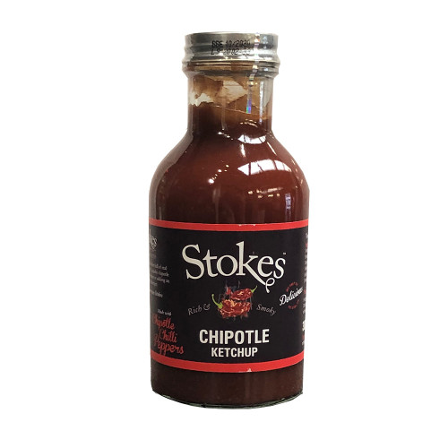 Stokes Chipotle Ketchup (300g)