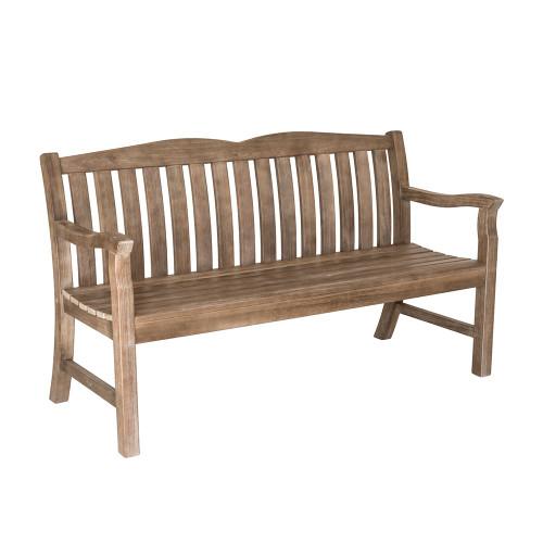Alexander Rose Sherwood Cuckfield Garden Bench 4ft