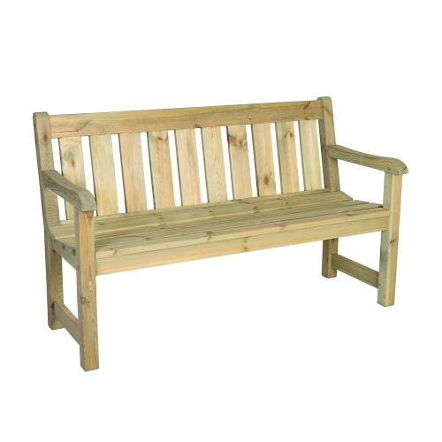 Alexander Rose Pine Marlow Bench 5ft
