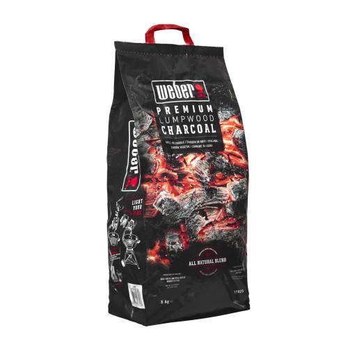 Weber® Lumpwood Charcoal, 5kg Bag