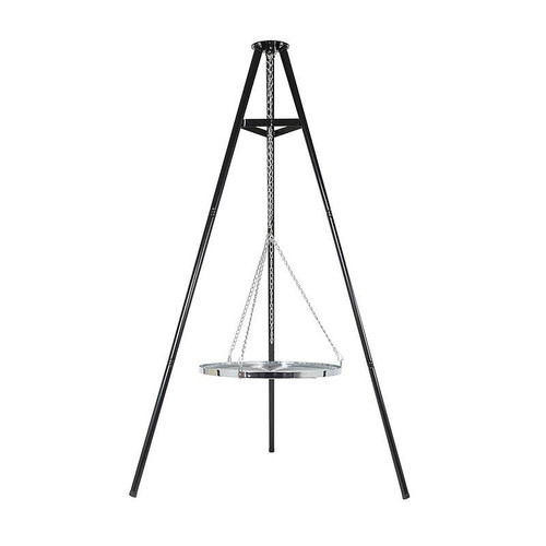 Deluxe Hanging Tripod Grill