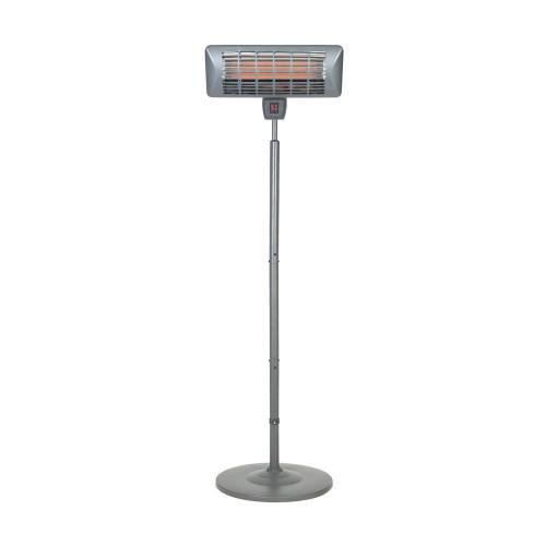 Grey Standing Heater Quartz