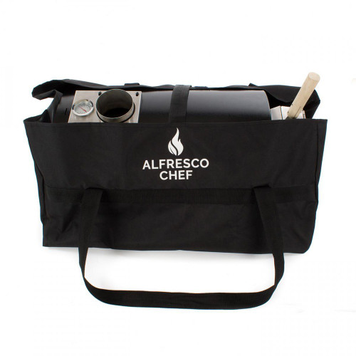 The Alfresco Chef - Cover for Ember Pizza Oven