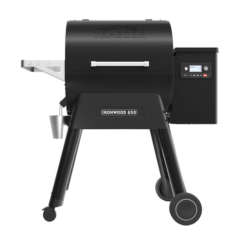 Traeger Ironwood 650 With WiFIRE™