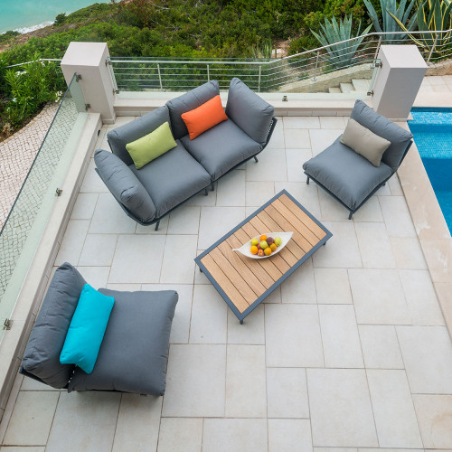 Alexander Rose Beach Lounge Set