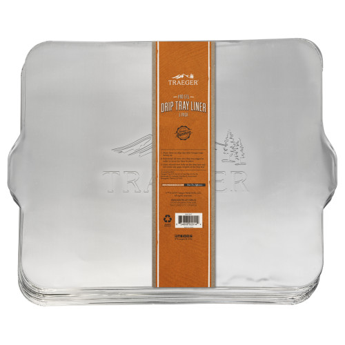 Traeger Pro 575 Series Drip Tray Liner x5