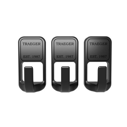 Traeger 3 Piece Magnetic Hooks