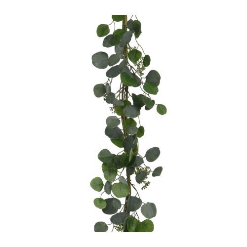 Artificial 6ft eucalyptus leaf garland