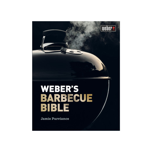Weber's Barbecue Bible Cookbook