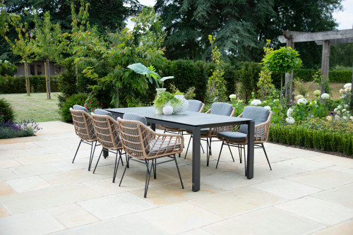 4 Seasons Outdoor - Cottage 6 Seater Dining Set