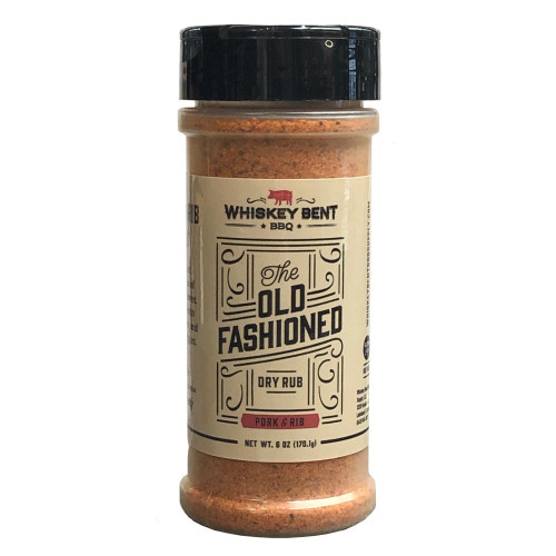 Whiskey Bent BBQ 'The Old Fashioned' 170g (6 oz)