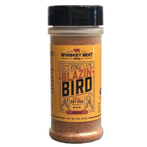 Whiskey Bent BBQ 'The Blazin Bird' 170g (6 oz)
